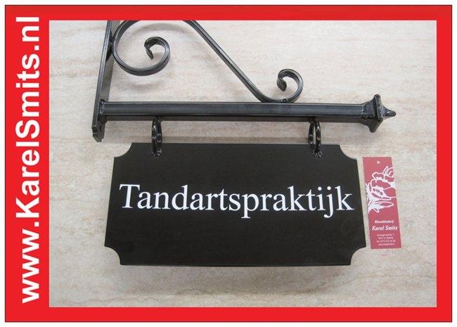 8c79b3f9cc1 nostalgisch Uithangbord Amsterdam Zwart