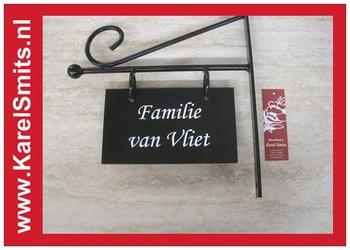 €35,75 Landelijke Uithangbordjes Shopping Voordeur Zwart