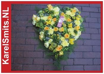 BloemenHart Roze 603
