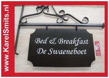 €142,50 Landelijk Uithangbord Groot Winkel Voordeur Zwart