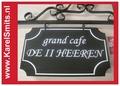 €142,50 Landelijk Uithangbord Groot Winkel Voordeur Groen