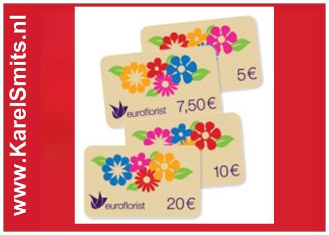 Internationale Bloemenbon van Euroflorist